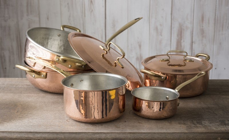 Bronze Kitchen Accessories – Simple Style & Sophistication