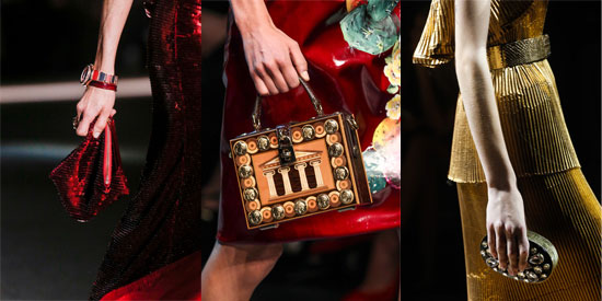 Handbag and Ornament Trends