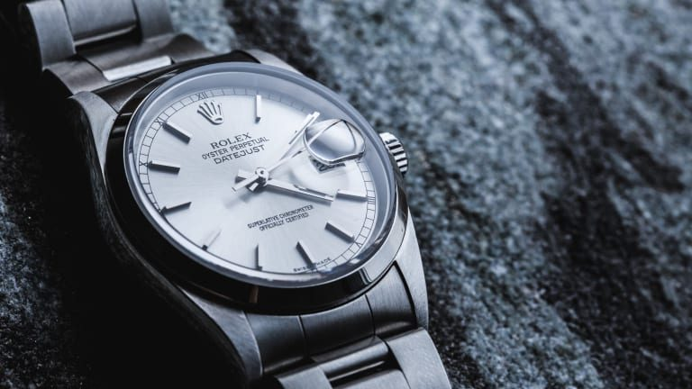 Rolex Watches available at Discounted Prices with The Hour Glass