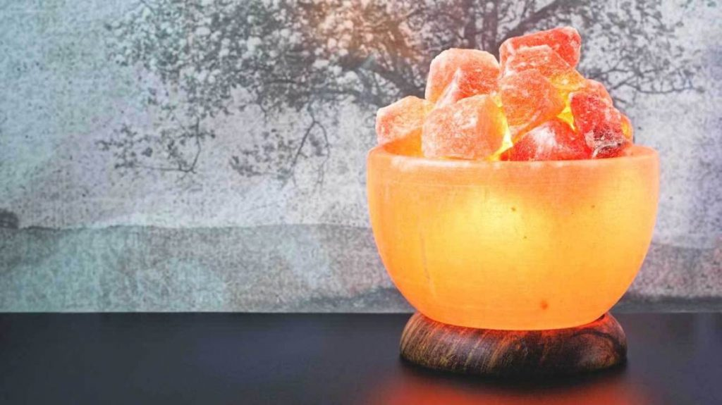 The Many Benefits of Himalayan Salt Lamps