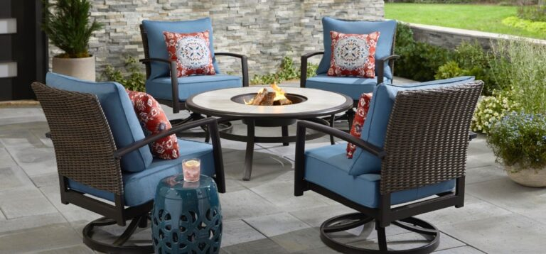 Renovate Lawn Furniture for just about any Change